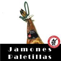 Tienda online de Jamones y Paletillas de Extremadura