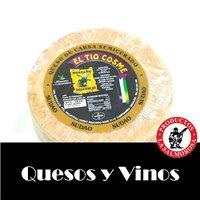 Quesos y Vinos de Extremadura